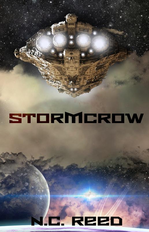 """N.C. Reed """"Stormcrow"""""""