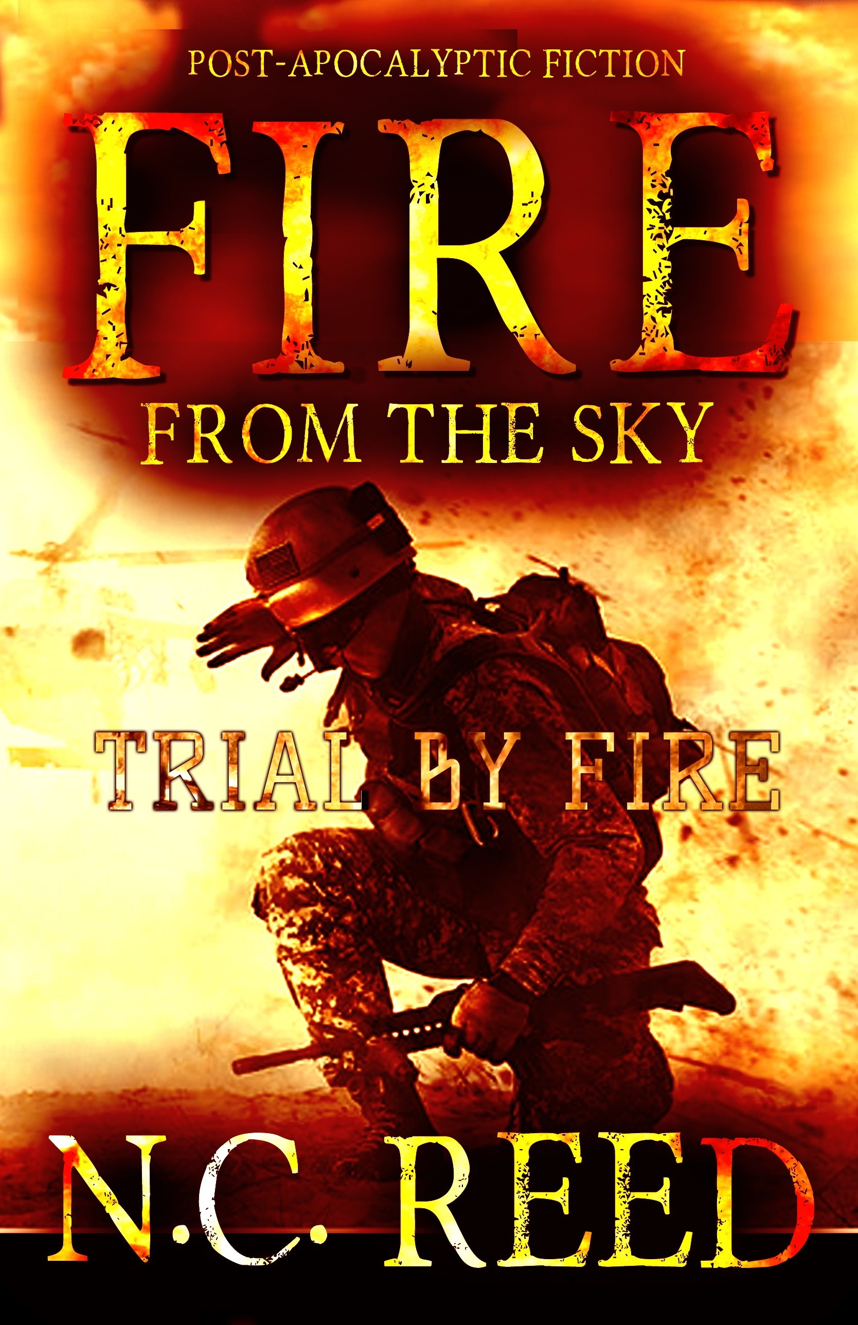 """""""Fire From the Sky: Book 3: Trial By Fire"""""""