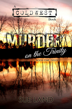"""Murder on the Trinity: Book 2"""