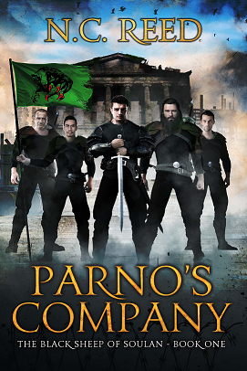 """The Black Sheep of Soulan: Book 1: Parno's Company"""