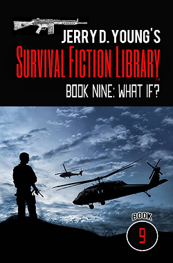 """""""Survival Fiction Library- Book 9: What If?"""""""