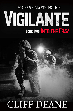 """Vigilante: Book 2: Into the Fray"""