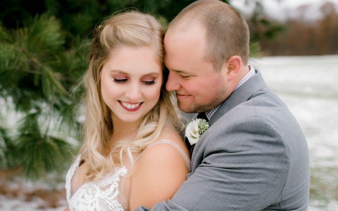 JESSY & NICK |  BLACK BARN VINEYARD | RIVES JUNCTION, MICHIGAN WEDDING