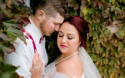 KAYLA & JOSHUA | ART 634 | JACKSON, MICHIGAN WEDDING