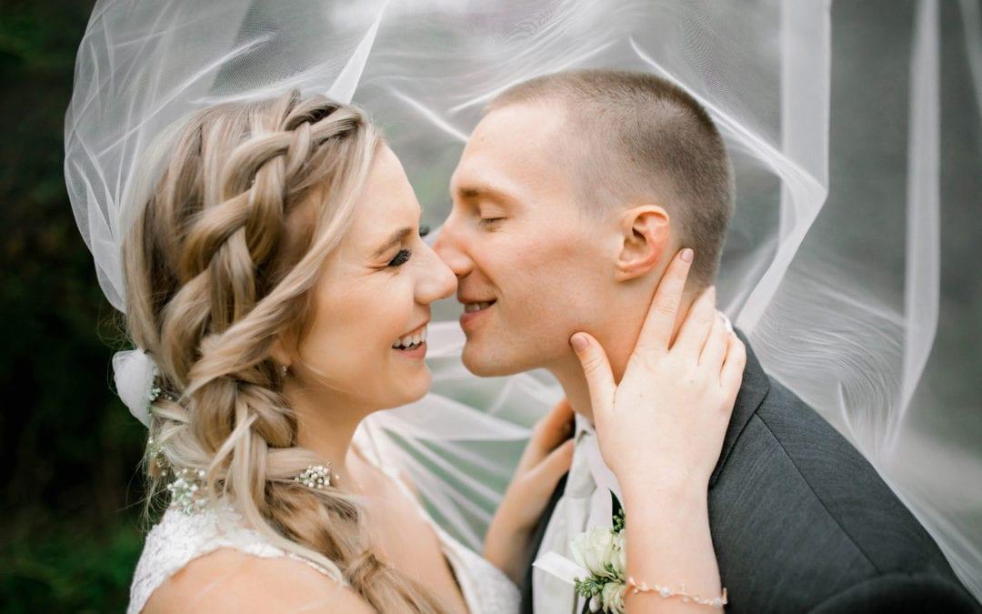 EMILY & JAMES | MILL CREEK WILDE BARN | WATERVLIET, MICHIGAN WEDDING