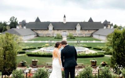 Ashley & Dan | Castle Farms | Charlevoix Michigan Wedding
