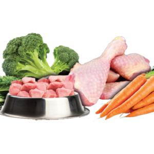 barf versus prey raw dog food