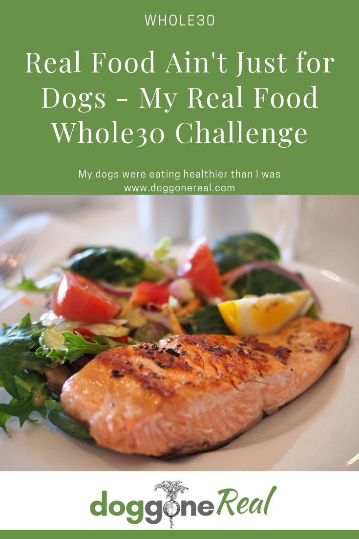 Real Food Whole30 Challenge