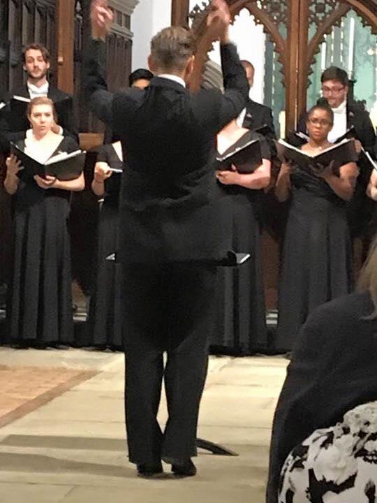 Summer Conducting Fellow at Oxford
