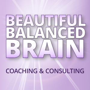 Beautiful Balanced Brain Coaching and Consulting with Louise Swartswalter