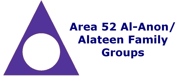 Area 52 Al-Anon / Alateen Family Groups