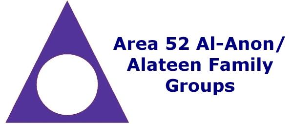 Area 52 Al-Anon / Alateen Family Groups