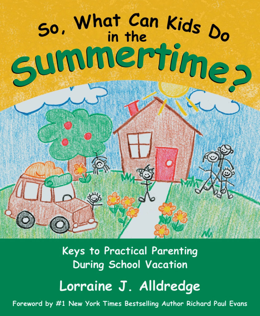 Parenting Tips for Summertime Book