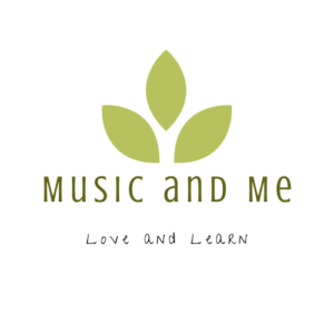 Music and Me logo