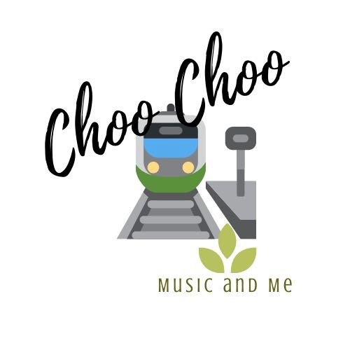 Choo Choo Trains LOGO by Music and Me