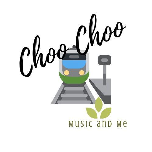 Choo Choo Trains LOGO by Music and Me