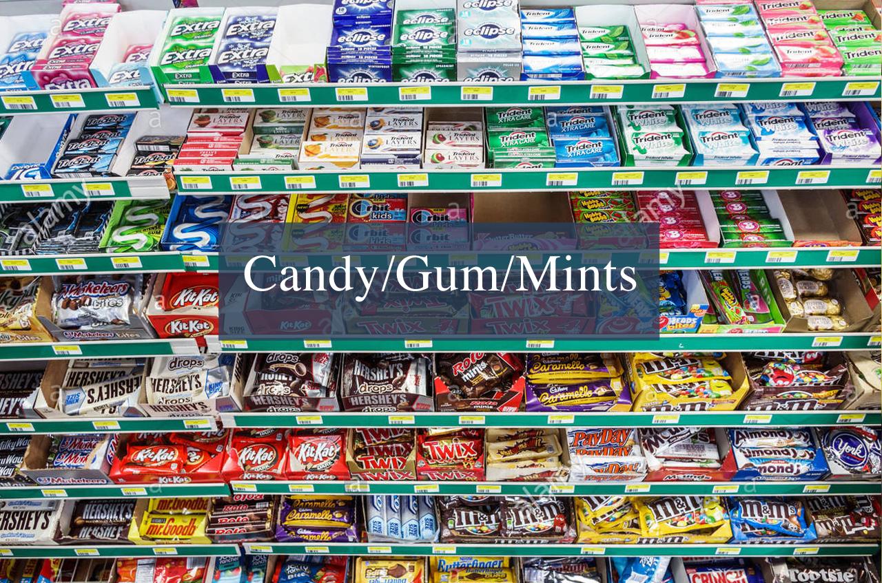 Candy Gum Mints 2