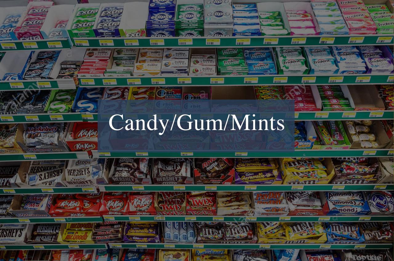 Candy Gum Mints Tint 2