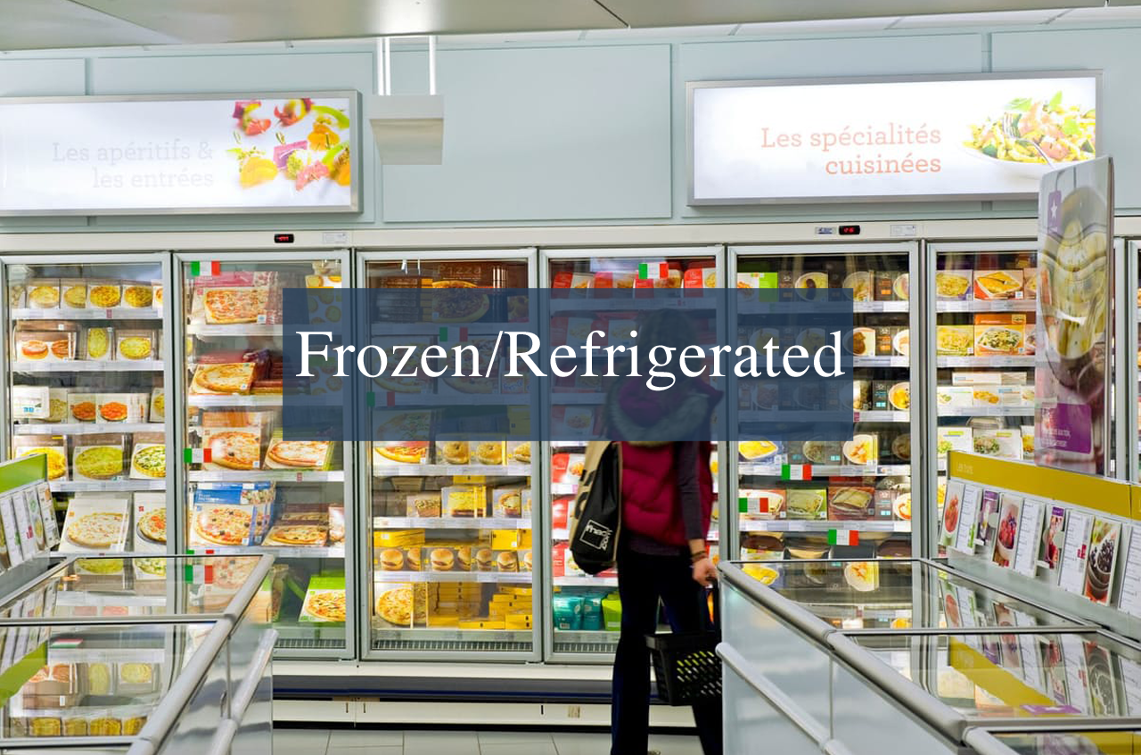 Frozen Refigerated 2