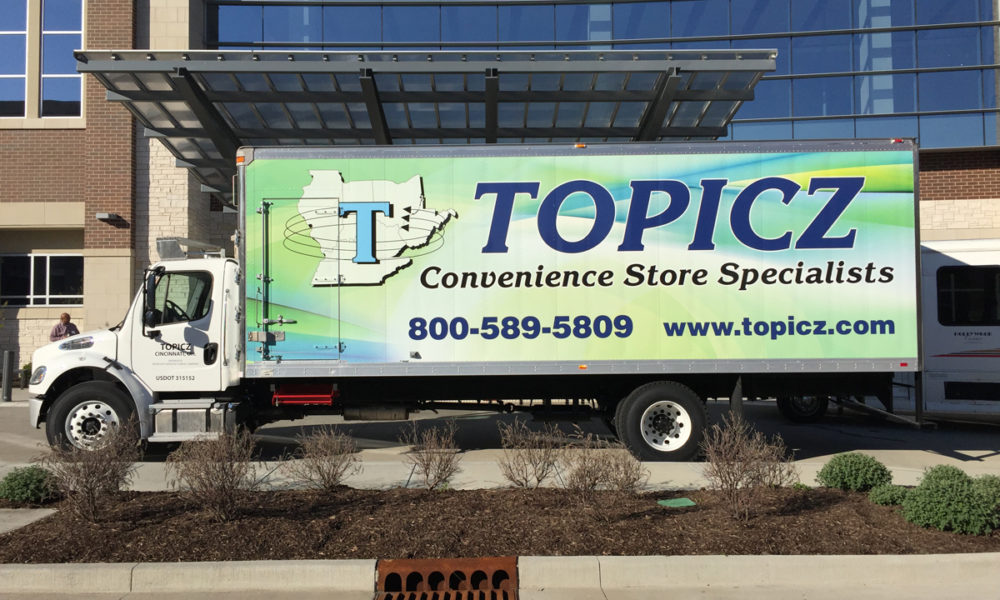 Premier Distributor of Convenience Store Goods | Topicz