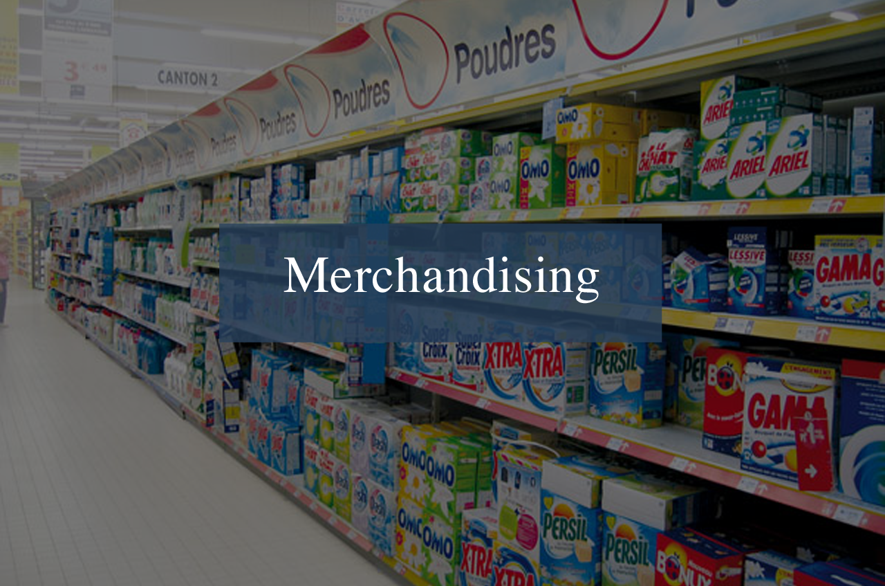 Merchandising Tint