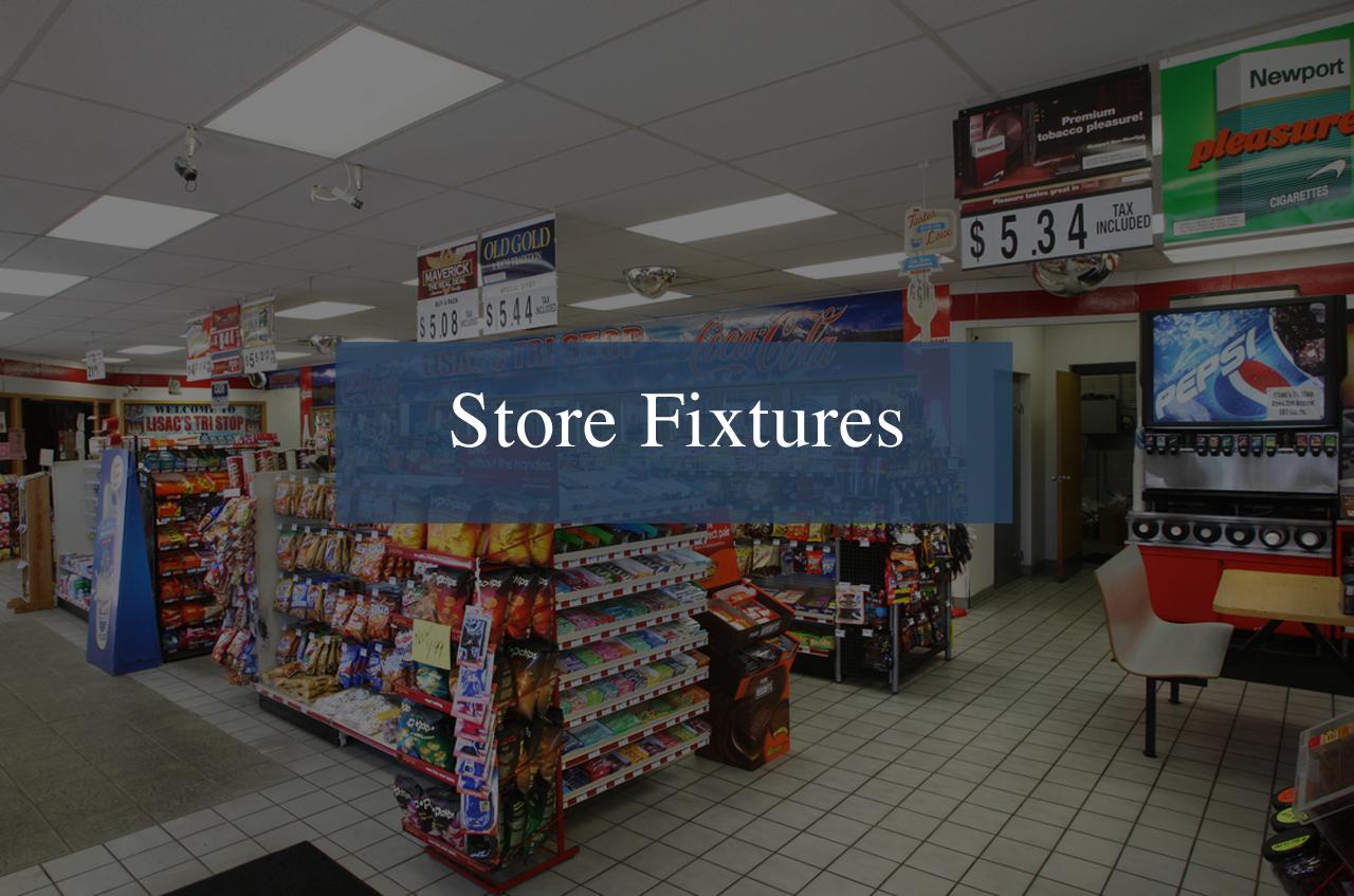 Store Fixtures Tint