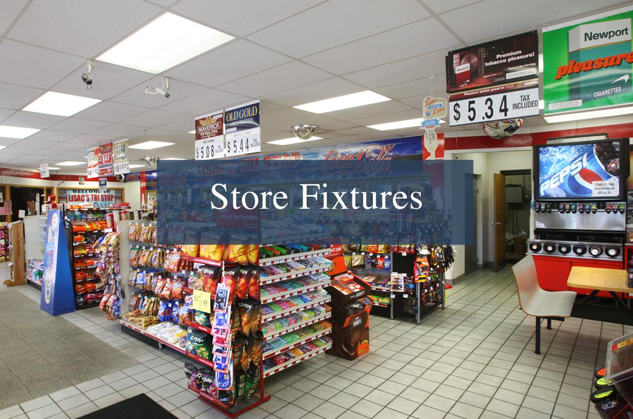 Store Fixtures