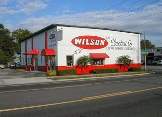 Wilson Electric Company Building Lakeland Fl.