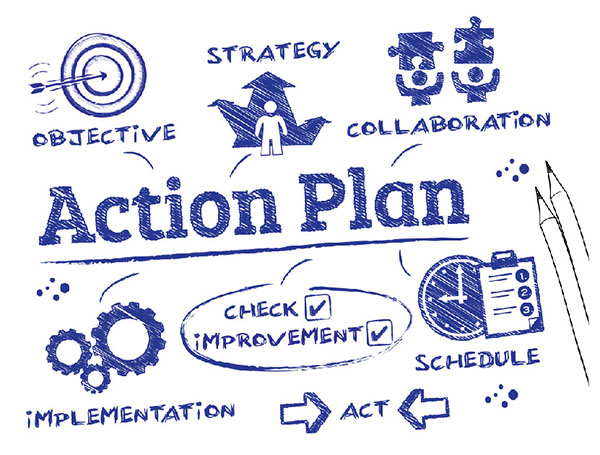 Action Plan for home remodeling