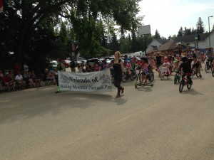 Chamber Days Kiddie Parade - August 9, 2014