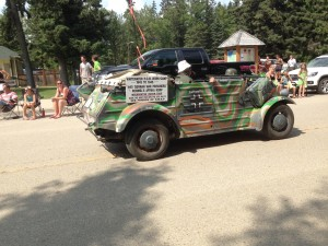 Chamber Days Parade - August 9, 2014 WHITEWATER P.O.W. WORK CAMP - 1943 TO 1945