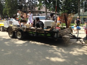 Chamber Days Parade - August 9, 2014 CLEAR LAKE GOLF COURSE