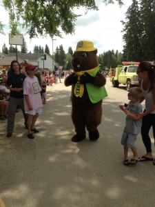 Chamber Days Parade - August 9, 2014 PARK BEAVER