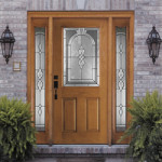 Fiberglass entry doors ABC Windows And More toledo ohio