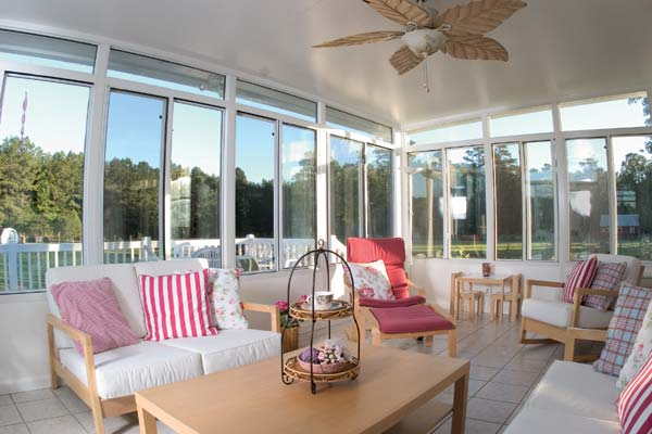 Sun rooms and Screen Rooms ABC WIndows And More Ohio