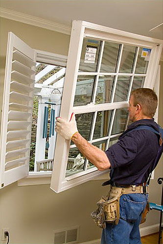 Replacement window installation by ABC Windows And More