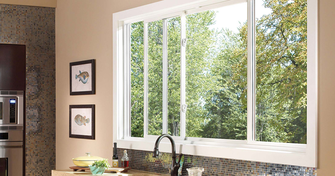 Imagine looking out your new sliding windows to view like this