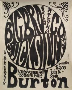 BBHC Quicksilver Longshoreman's 26 July 1966
