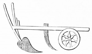 PSM_V18_D469_Wheeled_plough_from_the_roman_empire