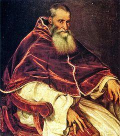 Pope Paul III Tiziano