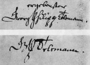 Telemann_Signature