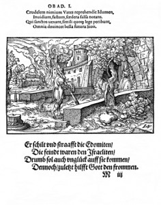 The-Message-of-Obadiah-by-Unknown-master-connected-to-Protestant-Reformation-1560-woodcut