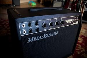 Tone Controls - Mesa Boogie Subway Rocket