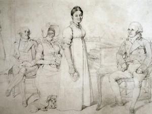 Ingres Portraits 4