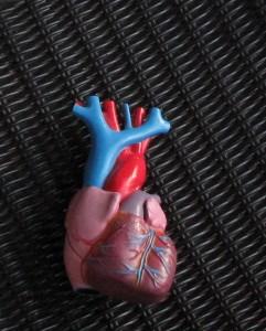 Chair heart big