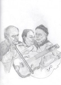 Sam Andrew, viols