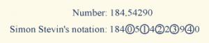 Stevin-decimal_notation