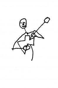stickman guitar