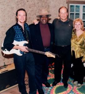 Tom Finch, Houston Person, Sam Andrew, Halley DeVestern