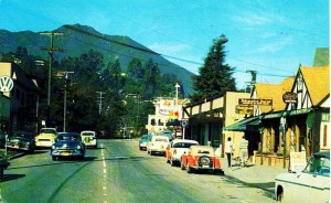 Mill Valley 1950s